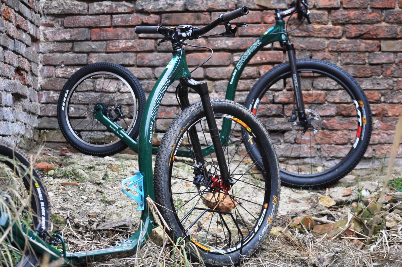 11e91c78e29 Custom koloběžky od Ládi Bartůňka