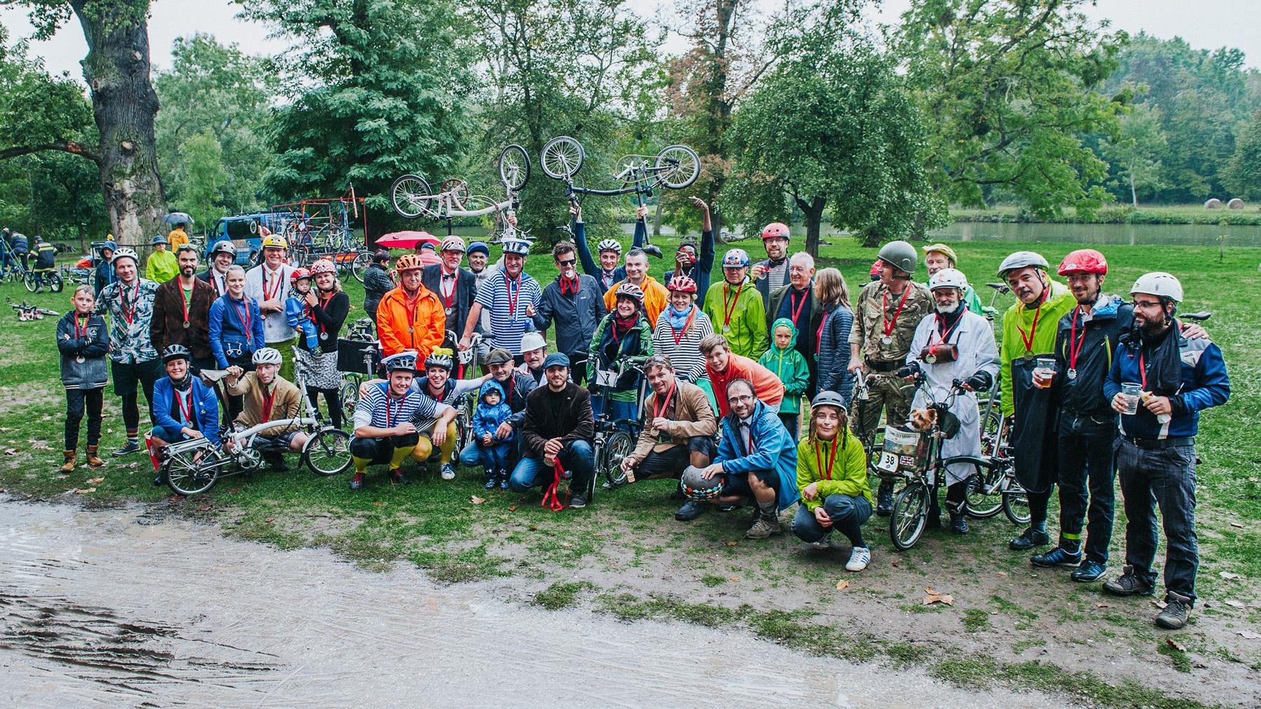Festival Cyklospecialit a MČR a SR Brompton 2017 be6d8626e19