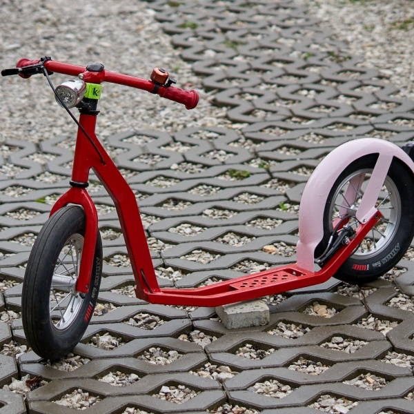 Karbonový K-bike K 5 Maroše Lenčéše