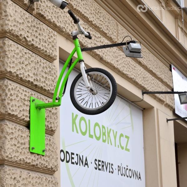 Na návštěvě: Kolobky.cz