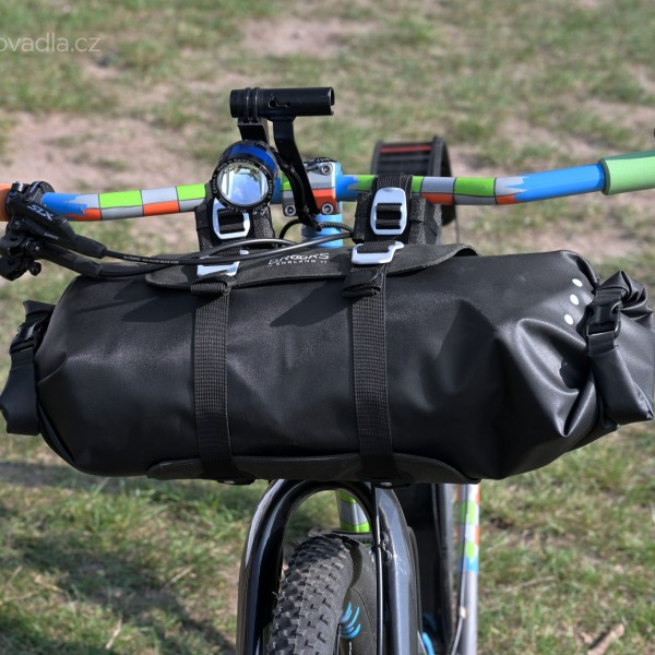 Kostka Adventure –prototyp R93 Richarda Štěpánka