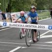 Blanenská desítka 2015 – závody koloběžek