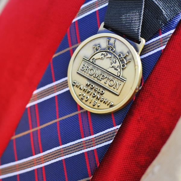Mistrovství světa Brompton 2013 | Foto Ondra Brunecký
