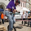 Jednokolky – Pelhřimov 8. 6. 2013