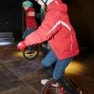 Jednokolky Try One na Vánočním zvonění v Kohoutovicích 2013