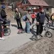 Pivně-naučný koloběžkový výlet Polička–Svitavy 13. 4. 2013
