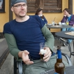 Přejezd ČR na koloběžkách z Hodonína do Aše – duben 2013