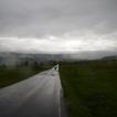 Cesta kolem ČR na jednokolce