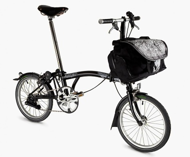 Brompton by Vic Lee. © Brompton Bicycle Ltd