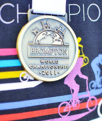 MS 2011 Brompton