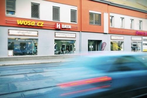 Cyklospeciality.cz – centrála Brno