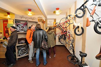 Cyklospeciality Praha