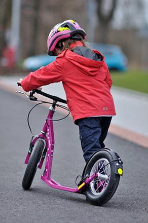 Dětská koloběžka K-bike K5