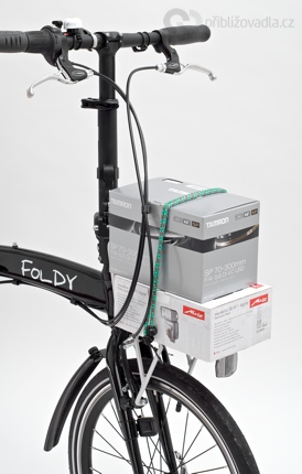 Skládací kolo Foldy