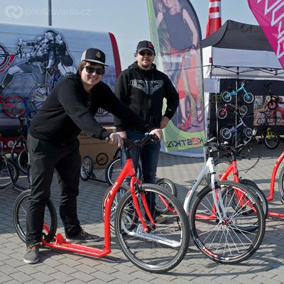 For Bikes 2014 – reportáž Přibližovadla.cz
