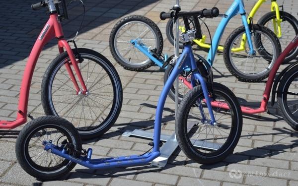 Koloběžky na For Bikes 2018