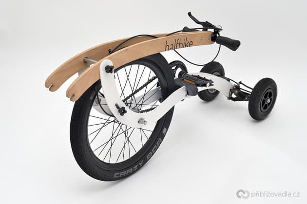 Složený Halfbike 2