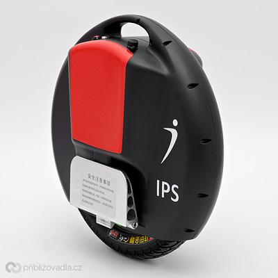 Elektrojednokolka IPS