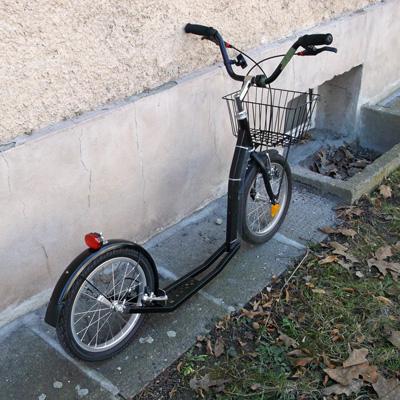 "K-bike custom 2× 16"" Pavla Janouškovce"