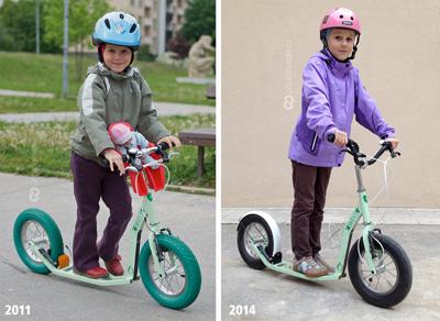 K-bike Green Fish Edition