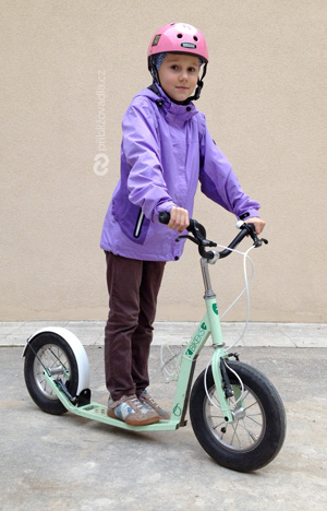 K-bike Green Fish Edition 2014