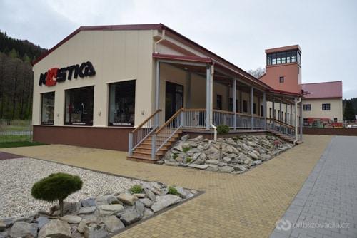Sídlo firmy Kostka-kolobka