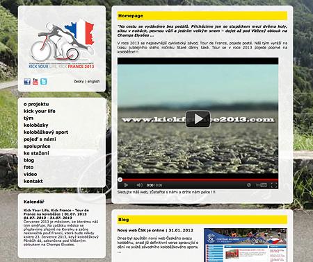 Kick your life, kick France 2013