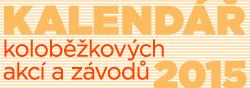 Kalendář koloběžkových akcí a závodů 2015