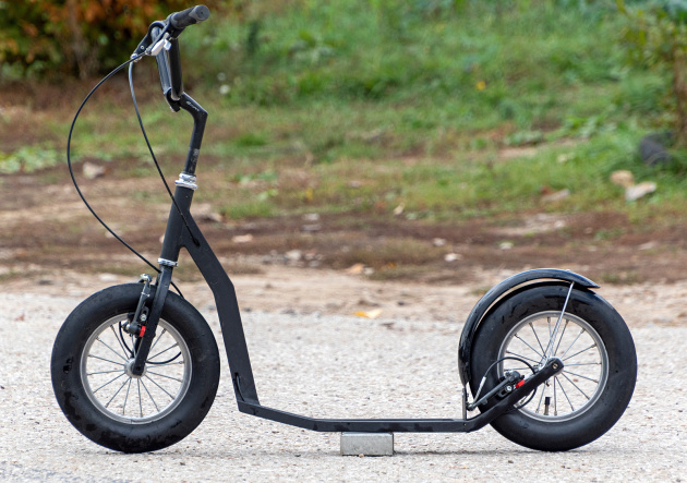 Karbonový K-bike K5 | Zdroj foto Maroš Lenčéš