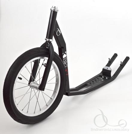 K-bike K7 – přestavba