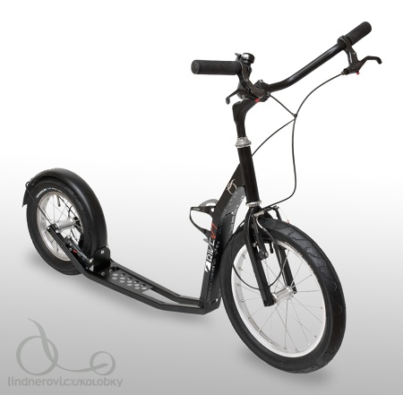 K-bike K7 – tuning Lindner
