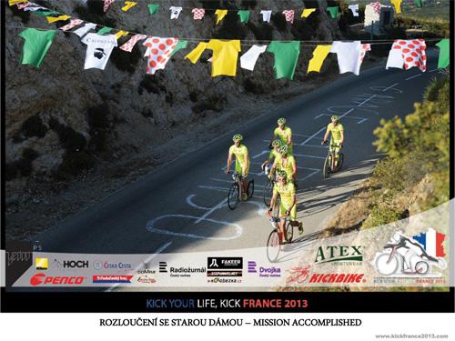 Kick France 2013 – Mission Accomplished