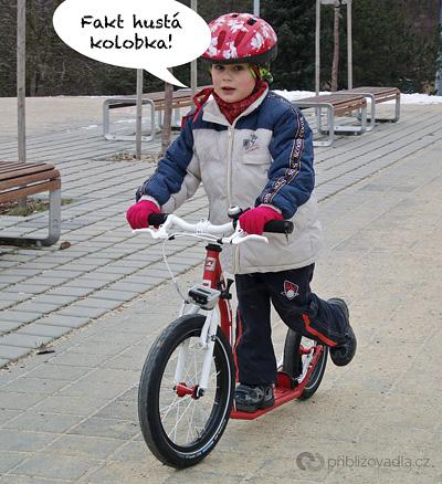 Kostka Rebel Kid