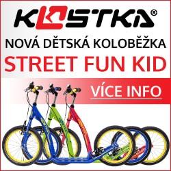 Kostka Street Fun Kid