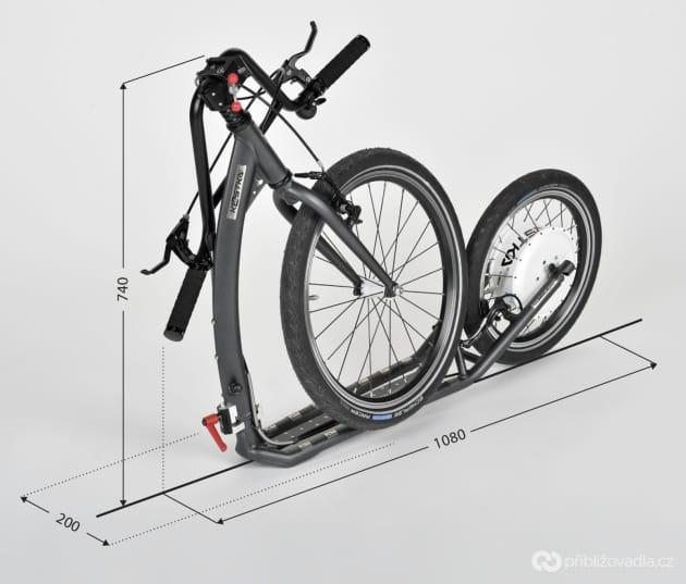 Kostka e-Hill Max Fold (E1)