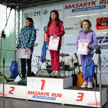 Masaryk run 2016