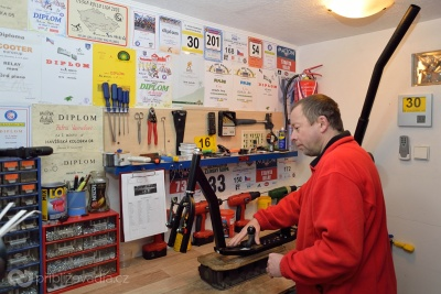 Rozhovor s Petrem Vavrušou o K-biku