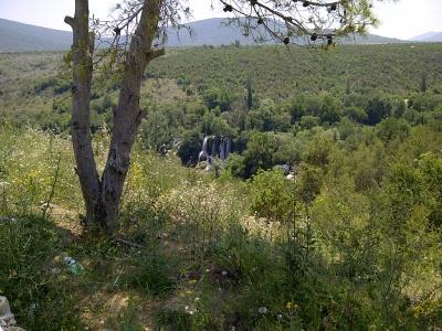 Otevírající se pohled na Kravické vodopády | Foto Václav Pechr