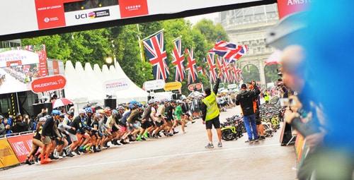 BWC Brompton 2017 –start závodu