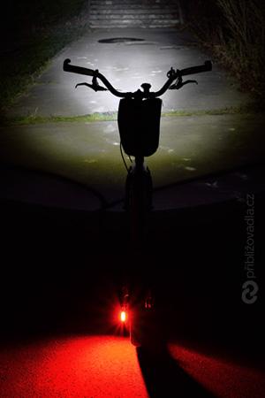 Přední a zadní světlo Mighty X-Power