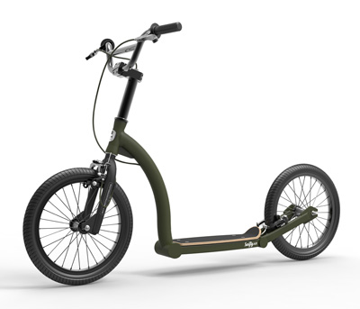 Swifty Air | Zdroj Swifty Scooters