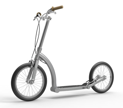 Swifty Zero | Zdroj Swifty Scooters