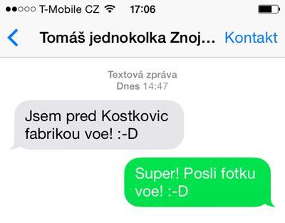 Na jednokolce kolem ČR