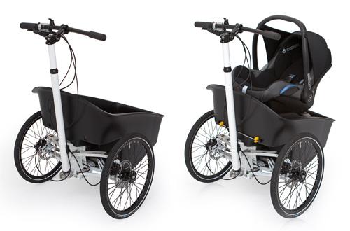Veleon cargo bike