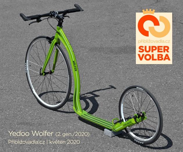 Yedoo Wolfer –Super volba
