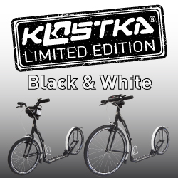 Kostka Limited Edition – Black & White