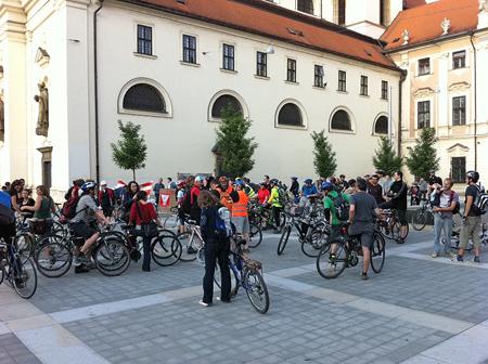 Brněnská cyklojízda