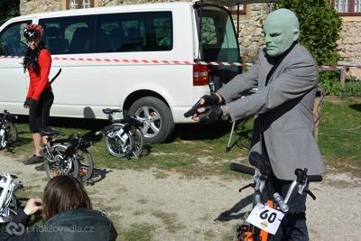 Festival Cyklospecialit a MČR a SR Brompton