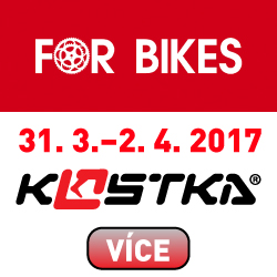 Kostka-kolobka – For Bikes 2017