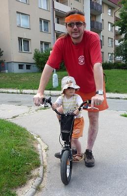 Koloběžka K-bike K6